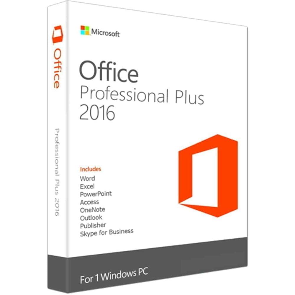 Goedkope Licentie Office 2016 Pro Plus!