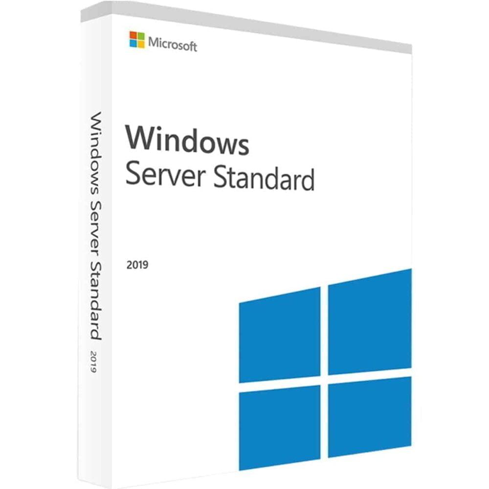 Bestel Windows server 2019 Standaard